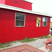 Photo taken at Red Caboose by Terry L. on 10/28/2011