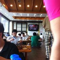 Photo taken at 샛집 남원추어탕 by Jo[ngins]eok S. on 7/28/2011