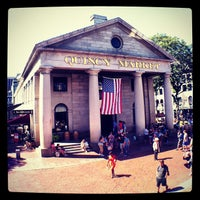 Photo prise au Quincy Market par Felipe A. le8/28/2012