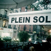 Photo taken at Plein Soleil by Franck B. on 10/22/2011