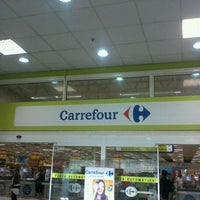 Photo taken at Carrefour by Isabela F. I. on 11/2/2011