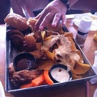 Photo taken at El Jefe Burger Shack by Melani L. on 1/28/2012