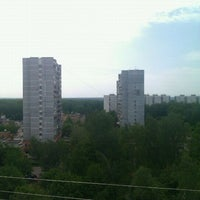 Photo taken at Троицк by Andrei M. on 5/21/2011