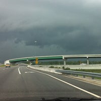 Photo taken at I-4 and SR 408 by Jeff L. on 6/6/2012