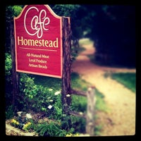Photo taken at Cafe Homestead by Cafe H. on 5/6/2011