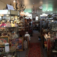 Photo taken at THE CITY Antiques by España S. on 5/12/2012