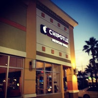 Photo taken at Chipotle Mexican Grill by Damian C. on 4/1/2012