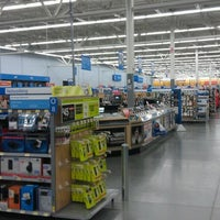 Photo taken at Walmart Supercenter by Sean on 4/28/2012