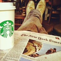 Photo taken at Starbucks by Stanley S. on 9/8/2012