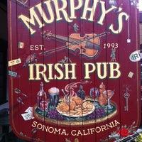 Photo taken at Murphy's Irish Pub by Graham L. on 3/10/2012