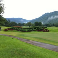 Photo taken at Royal Hills Golf Resort & Spa by Rewat S. on 6/4/2011