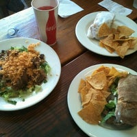 Photo taken at Cancun Taqueria by Susan C. on 5/21/2012