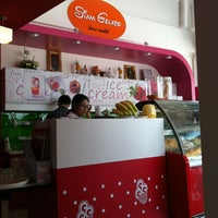 Photo taken at siam gelato ice-cream by Piyamaporn S. on 6/15/2012