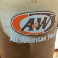 Photo taken at A&W by War H. on 1/24/2012