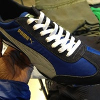 Photo taken at The PUMA Store by Built F. on 11/6/2011