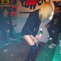 Photo taken at Black Bar by Kia Alexis M. on 1/4/2011
