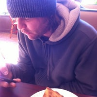 Photo taken at Delfiore Pizza & Food Co. by William H. on 12/8/2011