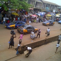 Photo taken at Madina Market by Mikel B. on 7/29/2011