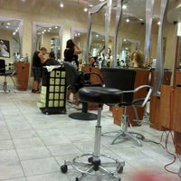 Photo taken at Splash Salon and Spa by Patricia D. on 9/3/2011