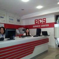 Photo taken at ECS Service center by Yoshvee B. on 11/23/2011
