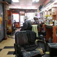 Photo taken at Tight Image Barber Shop by MACK D. on 7/17/2012
