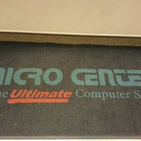 Photo taken at Micro Center by Karen F. on 1/25/2012
