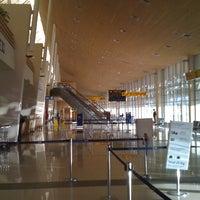 Photo taken at Aeropuerto Internacional El Tepual (PMC) by Jorge B. on 8/29/2011