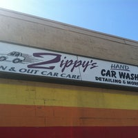 Photo taken at Zippy's Car Wash by Audra C. on 8/12/2011