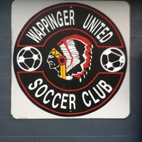 Photo taken at Wappinger United Soccer Club by Chris S. C. on 9/1/2011
