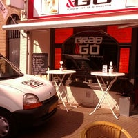 Photo taken at Grab&Go Wokken & zo by Grab&Go W. on 4/21/2012
