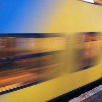 Photo taken at Trein Assen - Groningen by Martin H. on 2/10/2012