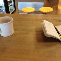 Photo taken at Market Street Coffee by Gabriel W. on 8/21/2012