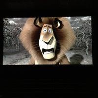Photo taken at Regal Cinemas Hadley Theatre 16 by Elizabeth C. on 6/12/2012