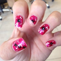 Photo taken at Best Nails by Freedom S. on 5/6/2012
