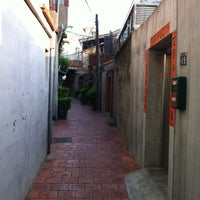 Photo taken at 鹿港老街 Lukang Old Street by Ding J. on 8/5/2012