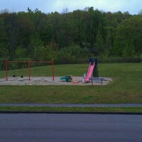 Photo taken at Playground by Lesley W. on 5/16/2011