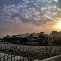 Photo taken at Al Hamra Village by JHiM⚡️ on 9/13/2012