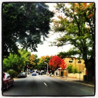 Photo taken at Hahndorf by Muhammad N. on 3/22/2012