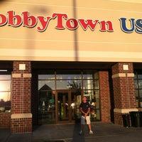 Photo taken at HobbyTown USA by Erik on 8/18/2012