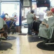 Photo taken at Antonio & Martin Barber Shop by Dominick-Daniel B. on 4/29/2011
