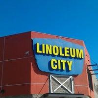 Photo taken at Linoleum City by Denver S. on 11/22/2011