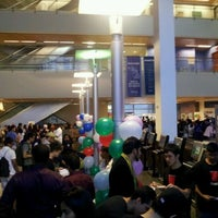 Photo taken at Transfer Student Club Fair by Baruch Hillel on 8/24/2011