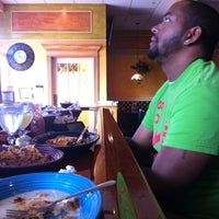 Photo taken at El Patron Mexican Grill by Luke W. on 8/28/2011