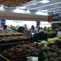 Photo taken at Cometa Supermercados by Igor F. on 4/5/2012