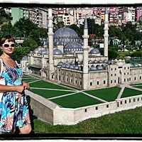 Photo taken at Miniatürk by Vasilisa M. on 6/11/2012