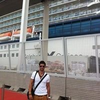 Photo taken at Celebrity Solstice by Victoria B. on 7/22/2012