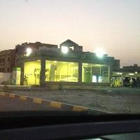 Photo taken at Oula car wash by Abdulrahman on 6/8/2012