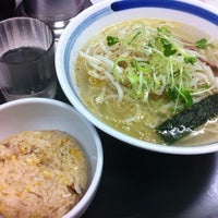 Photo taken at らーめん直久 川崎店 by Sugijune on 5/31/2012