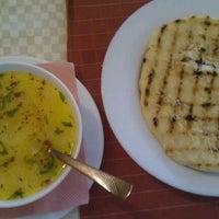 "Photo taken at Ресторант ""Мальовица"" by Rositsa G. on 2/8/2012"
