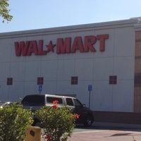 Photo taken at Walmart Supercenter by Cynthia T. on 5/17/2012